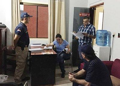Fiscalía interviene oficina de Investigaciones de CDE