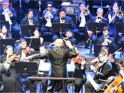 La Sinfónica estrena antigua obra  reconstruida  de Moreno González