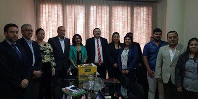 Reunión Ordinaria del Directorio de la Agencia Nacional de Tránsito y Seguridad Vial