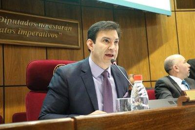 """""""Estamos perdiendo el señorío en la Cámara"""", Beto Ovelar"""