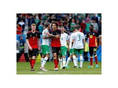 Bélgica responde con goles a las críticas en Eurocopa