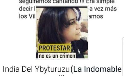 Yole Boggino denunció que le censuraron en facebook