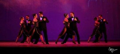 Danza del arrabal