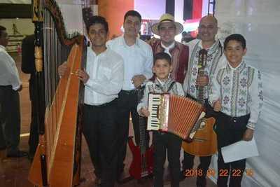 Concepción presente en festival internacional