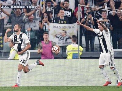 El líder Juventus remonta al Napoli y se escapa en la tabla