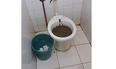 Triste realidad en el Hospital Nacional de Itauguá – Prensa 5