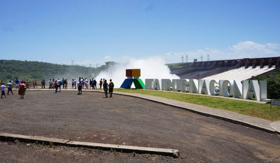 Anuncian que reclamarán lo que corresponde al país en la Itaipú Binacional