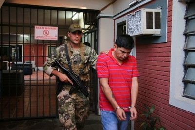 Cae supuesto líder del narcotráfico en San Pedro