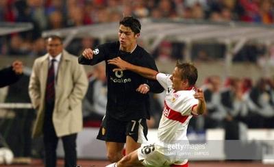 HOY / Cristiano celebra 15 años de su debut en la Liga de Campeones
