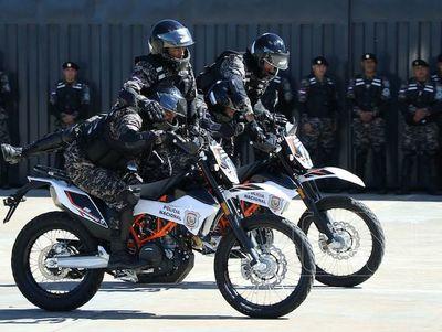 Menos Lince en las calles: 20% de motos, averiadas – Prensa 5