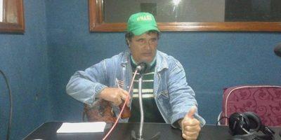 Cañeros preparan congreso en Mauricio José Troche