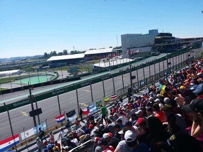 El costo a pagar para vivir de cerca la Fórmula 1