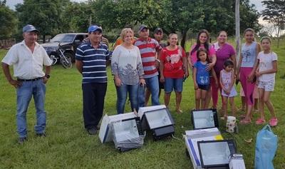 Boquerón recibe aportes para centro comunitario