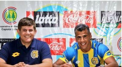 Capiatá congratula a Carlos Bonet