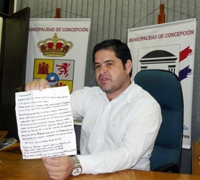 Intendente de Concepción también confirma venta de patrimonio
