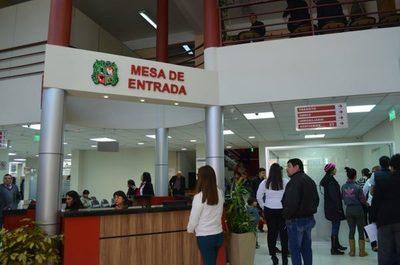 Municipalidad habilita seguimiento de expediente vía internet