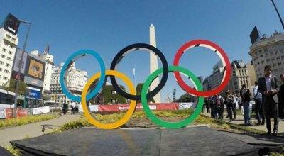 La sede del Olimpismo en octubre