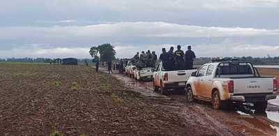 Incidente en Pindoí sucedió cuando el contingente policial salió del lugar – Prensa 5