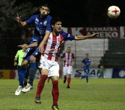 3 Corrales se despidió de la Copa Paraguay