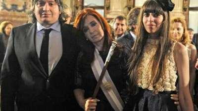 Cristina, Máximo y Florencia Kirchner a juicio oral por lavado de dinero