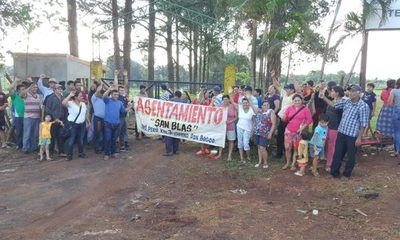 Gill López sigue instigando a invadir tierras ajenas