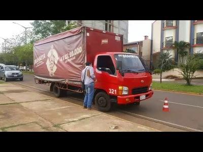 MILLONARIO ASALTO A REPARTIDOR DE BEBIDAS EN PLENO CENTRO DE ENCARNACIÓN