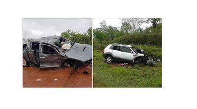 Suman cuatro fallecidos en accidente de tránsito en Concepción