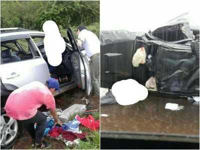 Finalmente son cuatro los fallecidos a causa de accidente de tránsito