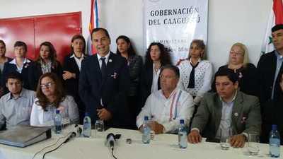 Dieron a conocer faltantes, robos y supuesta mala utilización de recursos en la Gobernación de Caaguazú – Prensa 5