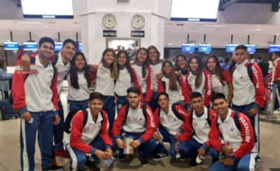 HOY / Juventud guaraní, en busca de medallas para el deporte
