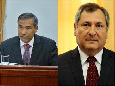 Senado elige a Manuel Ramírez y Eugenio Jiménez como ministros de la Corte