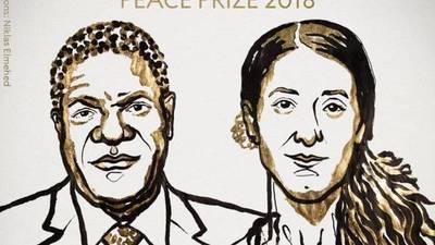 Denis Mukwege y Nadia Murad ganan el premio Nobel de la Paz 2018