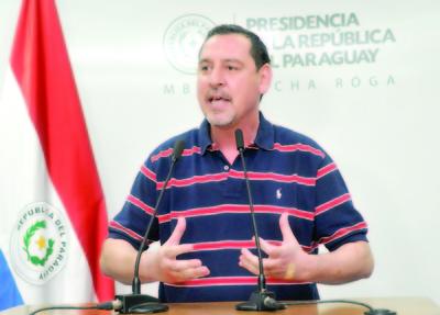 Javier Zacarías Irún no tributa el Impuesto a la Renta Personal