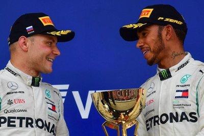 """Hamilton: """"Cada vez me divierto más pilotando"""""""