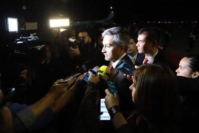 Marito firmó acuerdo de nuevos ministros de la Corte – Prensa 5