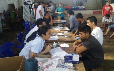 Atienden a indígenas recluidos en penitenciaría de CDE