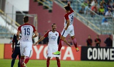 Cerro hizo pesar su jerarquía y debutó con triunfo en la Copa
