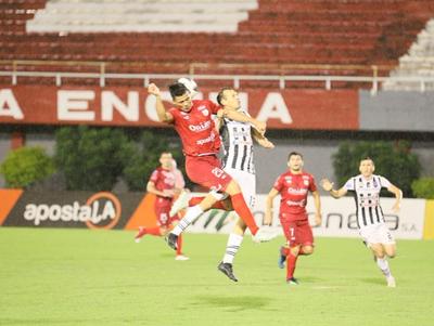 3 de Febrero y Santaní igualaron en el Antonio Aranda