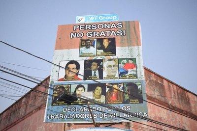 Declaran persona no grata a Friedmann – Prensa 5