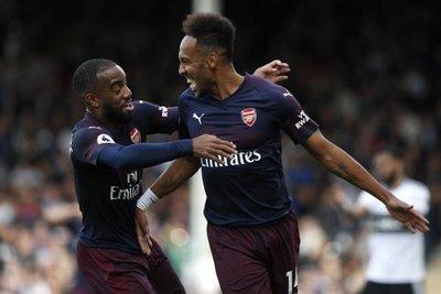 El Arsenal sigue en racha