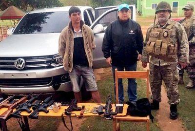 Liberaron a peligroso narco