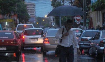 Anuncian más lluvias para la jornada de este lunes