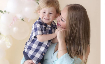 El Hijo De Victor Gavilán Y Nicole Sautu Cumplió 2 Añitos