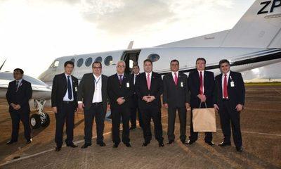 Después de mucho, Aeropuerto Guaraní vuelve a tener radar