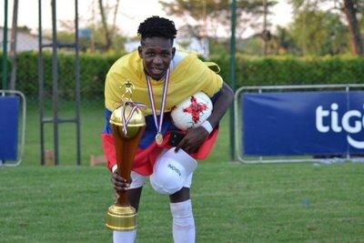 Colombiano fue el máximo goleador de la C