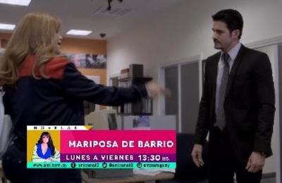 Mira acá un adelanto de Mariposa de Barrio