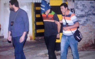 Macabro hallazgo: principal sospechoso intentó huir de la Policía