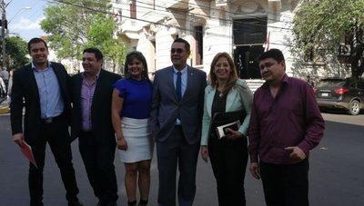 Concejales presentaron pedido de intervención de la municipalidad de Ciudad del Este