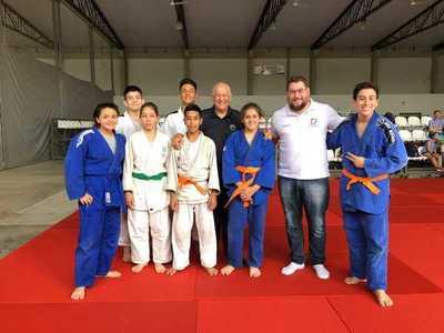 Seleccionaron a judokas paraguayos que irán a competencia en Perú