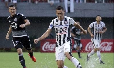 Olimpia y Santaní se medirán en Pedro Juan Caballero